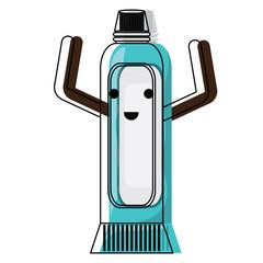 kawaii toothpaste icon image