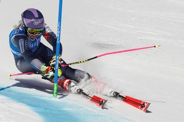 Skiing - Ladies' Alpine Giant Slalom