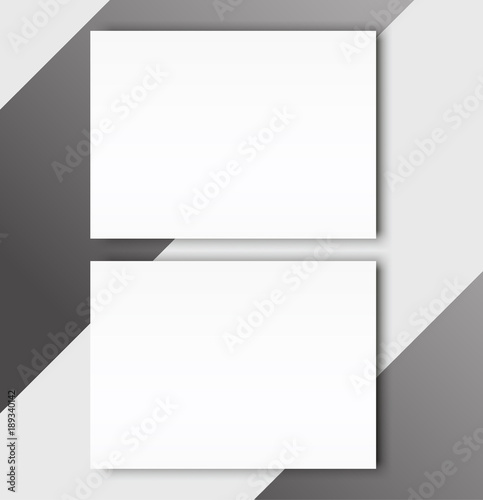 2623161 Blank catalogue landscape brochure mockup cover template ...
