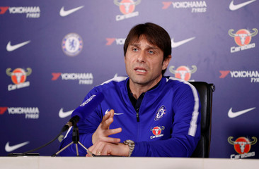 Carabao Cup Semi Final Preview - Chelsea - Antonio Conte Press Conference