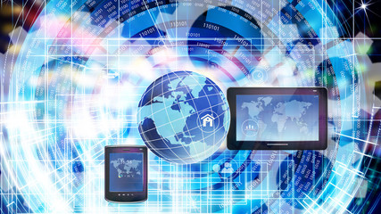 internet virtual technology