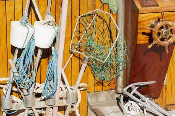Fishing Gear Tools for Fishing in Kastrup Copenhagen Denmark