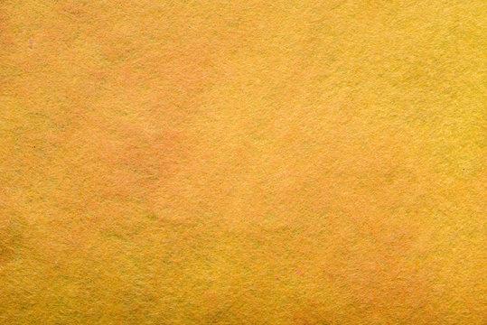 yellow felt background texture