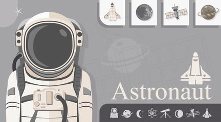 Occupation - Astronaut