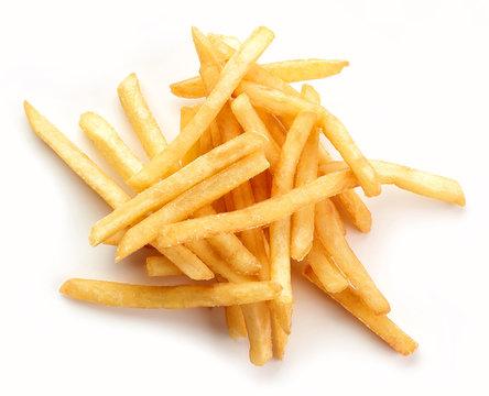 heap of fried potatoes