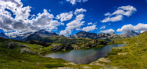 lacs de bellecombe