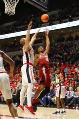NCAA Basketball: Alabama at Mississippi