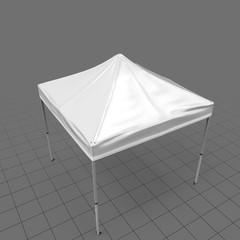 10 x 10 exhibition tent