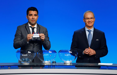 UEFA Nations League Group Draw