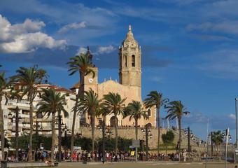 Sitges, Spanien