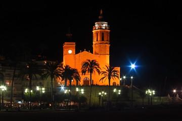 Kathedrale von Sitges, Spanien