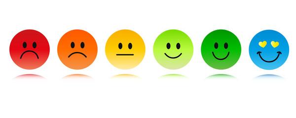 sechtpunkte bewertung smileys
