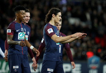 Coupe de France - Paris St Germain vs Guingamp