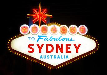 Welcome to Fabulous Sydney (Australia)