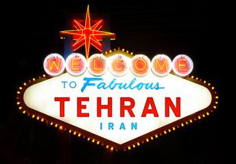 Welcome to Fabulous Tehran (Iran)