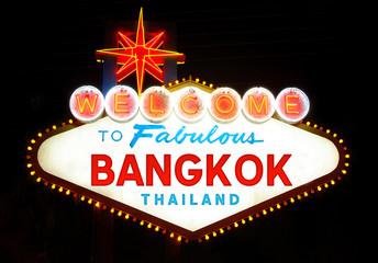 Welcome to Fabulous Bangkok (Thailand)