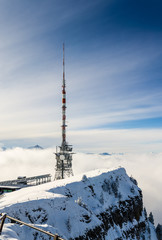 mountain ridge antenna