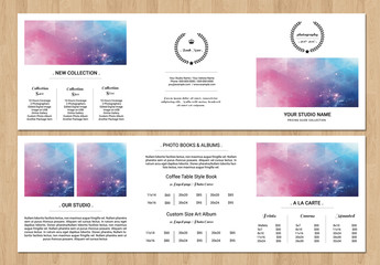 Photography Brochure Layout 8