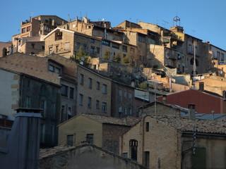 Suria, pueblo del Bages, en la provincia de Barcelona, en Cataluña (España) alberga antiguas minas