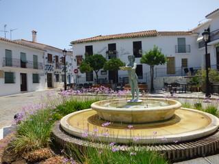 Benalmádena, localidad de Málaga, en Andalucía (España) situado en la Costa del Sol