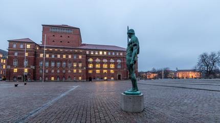 Rathausplatz in Kiel Kiel