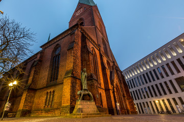 Sankt Nikolai Kirche in Kiel