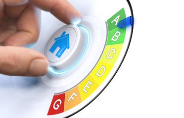 Améliorer ou Réduire la Consommation Energétique de son Habitat