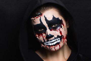 horror make up