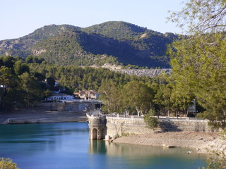Ardales en la provincia de Málaga, en la comunidad autónoma de Andalucía, España