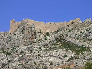 Castellote, pueblo de Teruel situado en la comarca turolense del Maestrazgo, en España.
