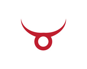 Taurus Logo Template vector icon