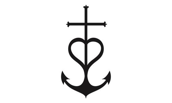 la croix camarguaise