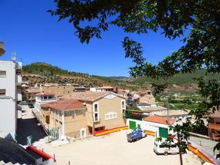 Bogarra, localidad en la provincia de Albacete, dentro de la comunidad autónoma de Castilla-La Mancha, en la histórica comarca de la Sierra de Alcaraz
