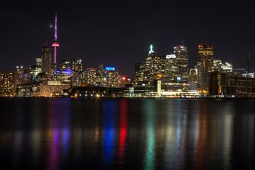 Toronto de nuit