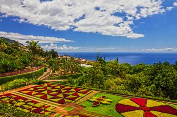 Botanical Garden Monte, Funchal, Madeira, Portugal Fototapete