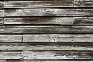 Old vintage wooden wall background