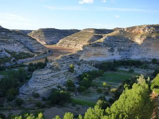 Jorquera, localidad de Albacete, dentro de la comunidad autónoma de Castilla-La Mancha (España) localizada en un enclave natural estrategico