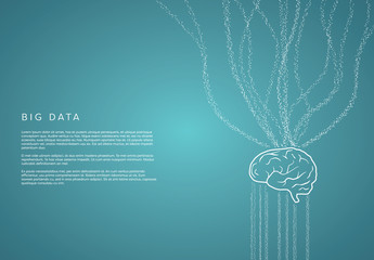 Big Data Particle Infographic
