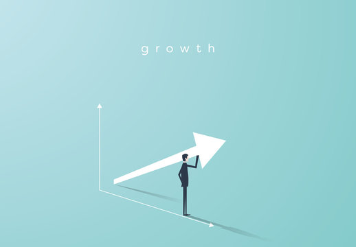 Business Growth Illustration 1