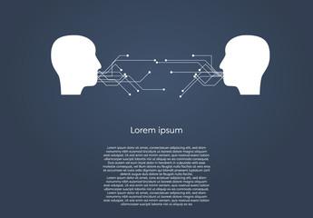 Digital Communication Infographic