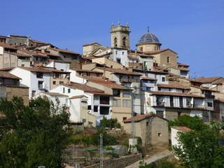 Zorita del Maestrazgo, localidad de Castellon en  la Comunidad Valenciana,, en la comarca de Los Puertos de Morella