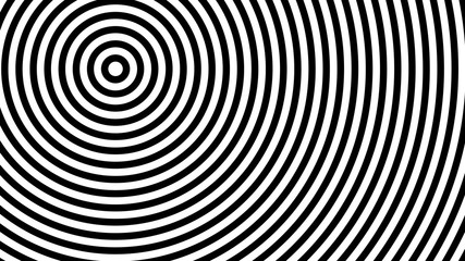 flat, fashionable, stylish, geometric black and white abstract background 1920 x 1080 px. for interior, design, advertising, screen saver, wallpaper, covers, walls, printing