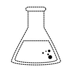 tube test isolated icon