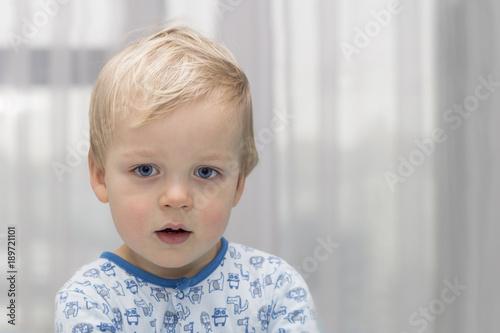 b705ef10c8f Closeup portrait of child