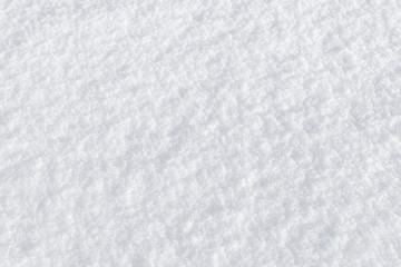 Background of fresh snow texture. Snow winter and christmas concept
