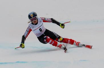 Skiing - Ladies' Alpine Combined