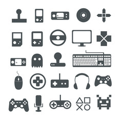 Video games icon for your illustration or another design.