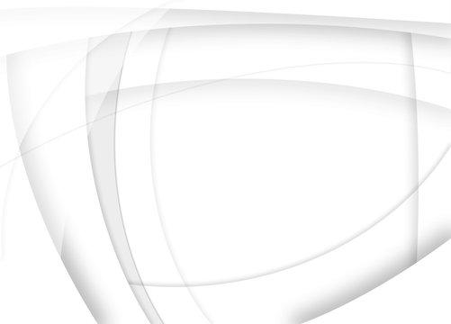 light grey abstract futuristic background illustration