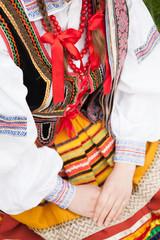 Krakow folk costume