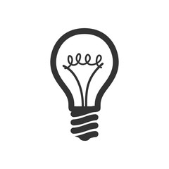Glass Bulb Icon